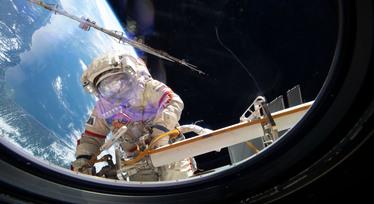 Космонавтика: тогда и сейчас