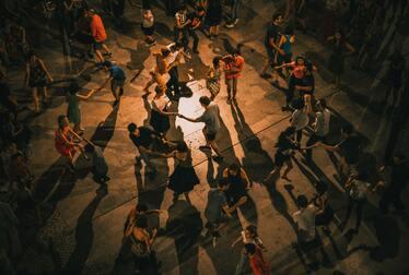 Флешмоб «Jerusalema Dance Challenge»